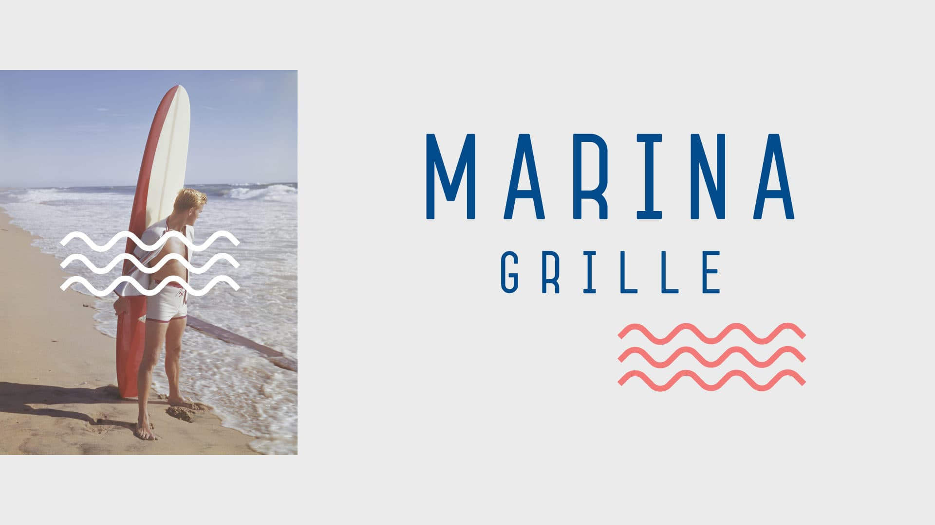 Marina Grille Brand Development