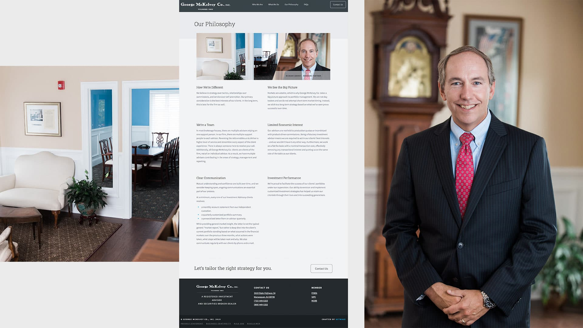 George McKelvey Web Design