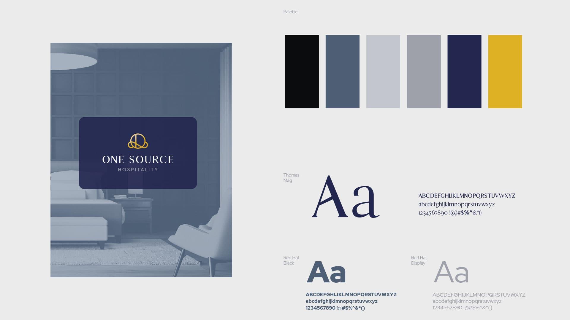 One Source Brand Development
