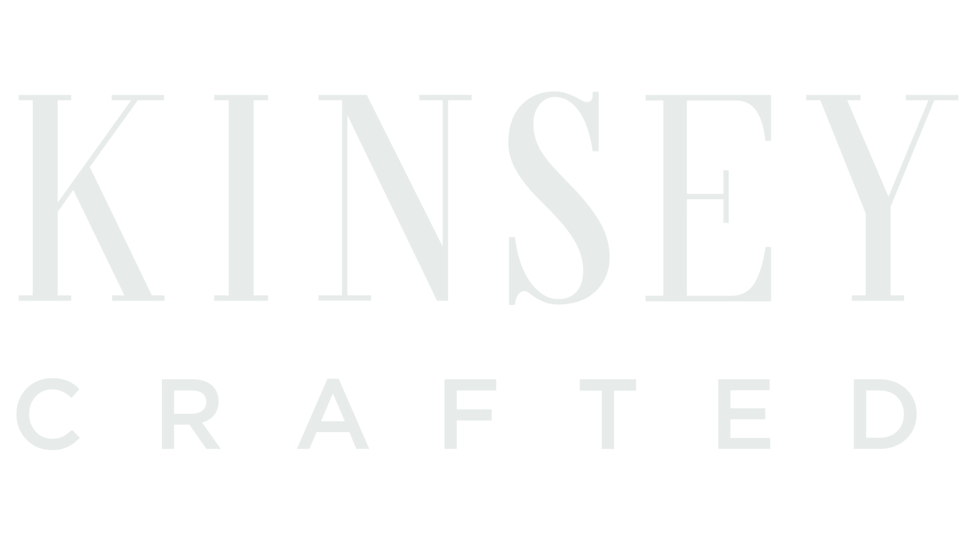 Kinsey Crafted logo