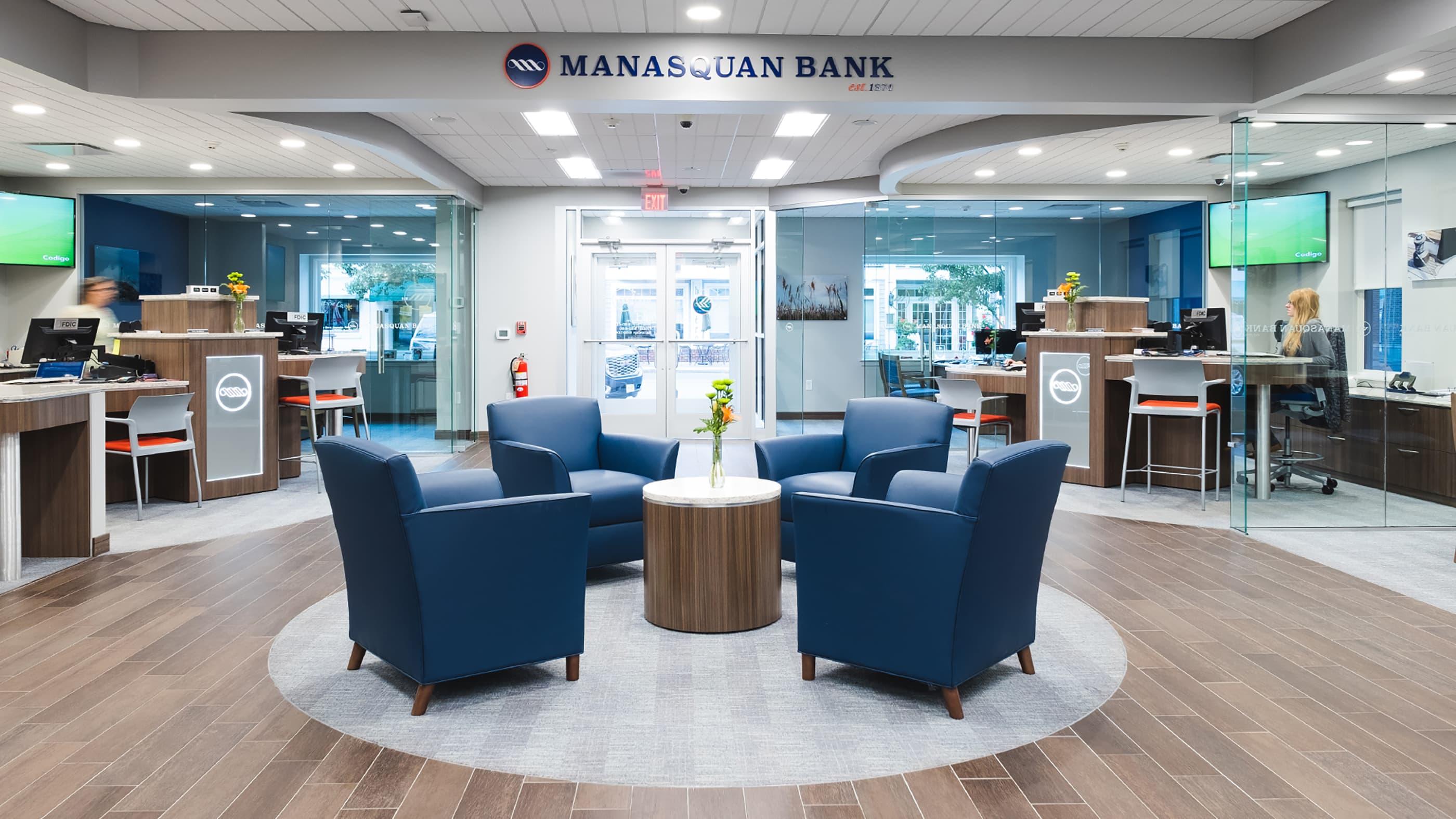 Manasquan Bank Branch Photography