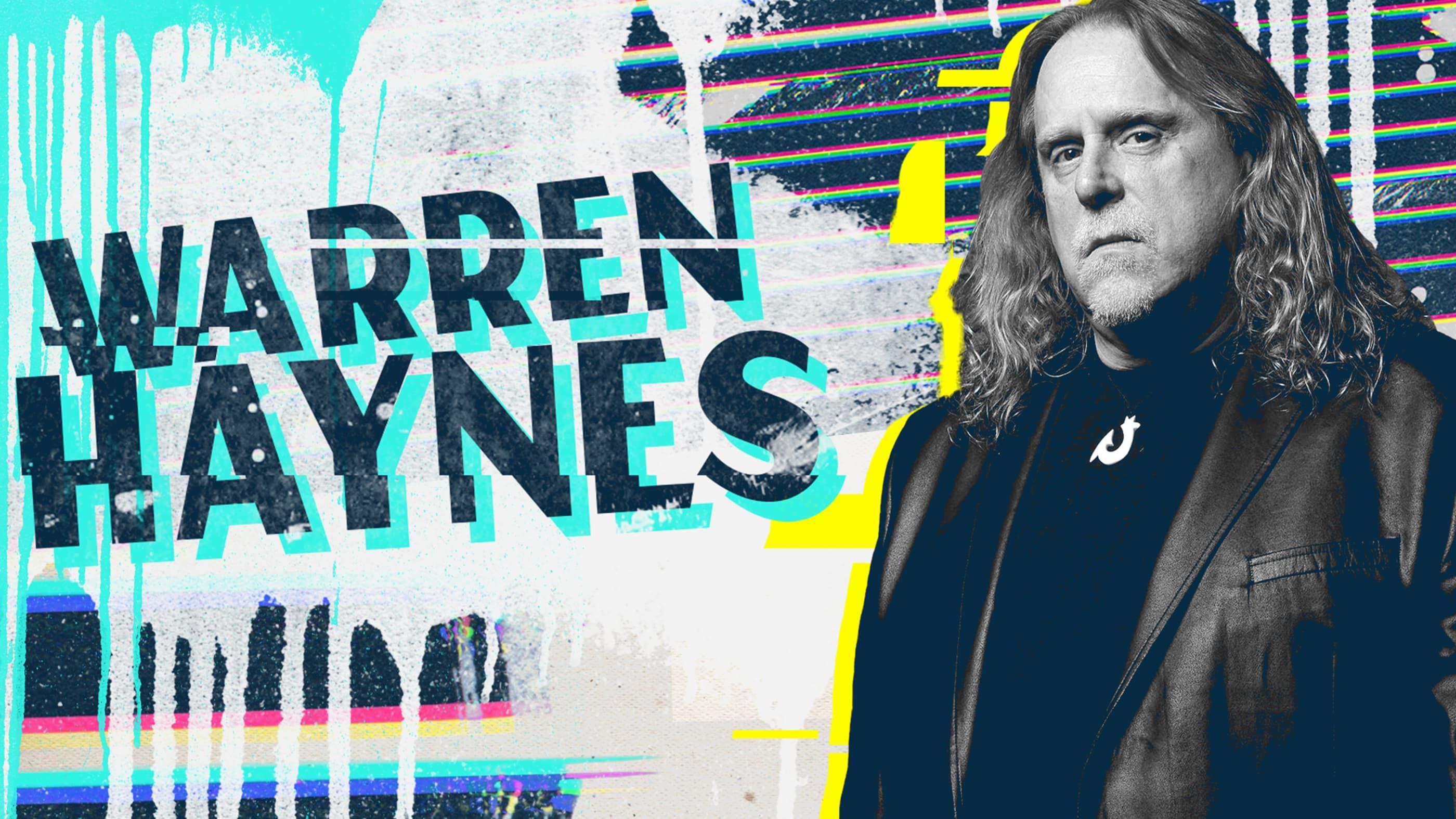 Warren Haynes NYGF
