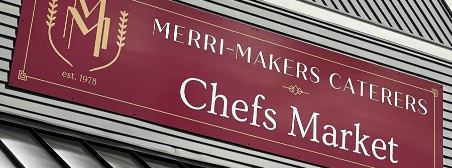 Merri-Makers Signage